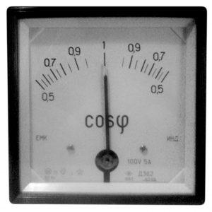 Фазометр Д362 (0.5-1-0.5) 127В, 220В, 380В