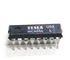 MCA650 TESLA