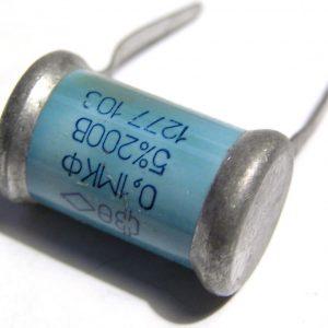 КБГ-И 0.1 МКФ 200В