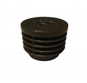 Круглый радиатор транзистора