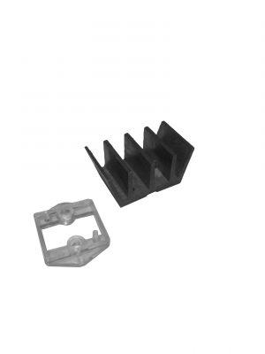 Радиатор микросхемы 201.12-1