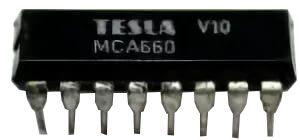 MCA660 TESLA