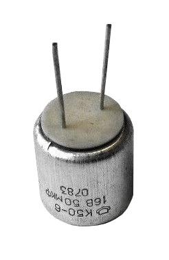 К50-6 50мкф 16В