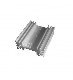 Радиатор транзисторов ТО-126 и ТО-218