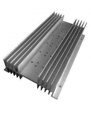 Ребристыйрадиатортранзисторов ТО-3